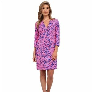 LILLY PULITZER Womens Alessia Dress